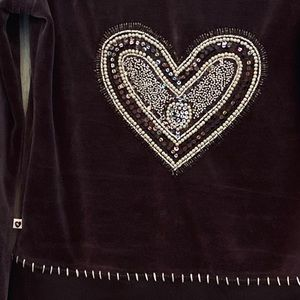 twisted heart ❤️ SZ-S Great Condition!! Authentic